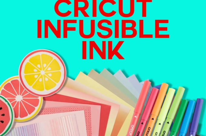 Cricut Infusible Ink How To Use Guide - Help & Instructions for making Cricut Infusible Ink Products #cricut #cricutmade #diy #handmade