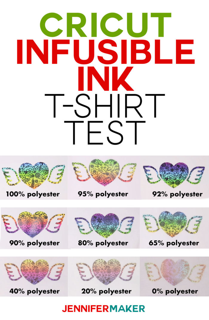 Cricut Infusible Ink Projects T-Shirts: Which Shirts Work Best #cricut #infusibleink #tshirts #easypress