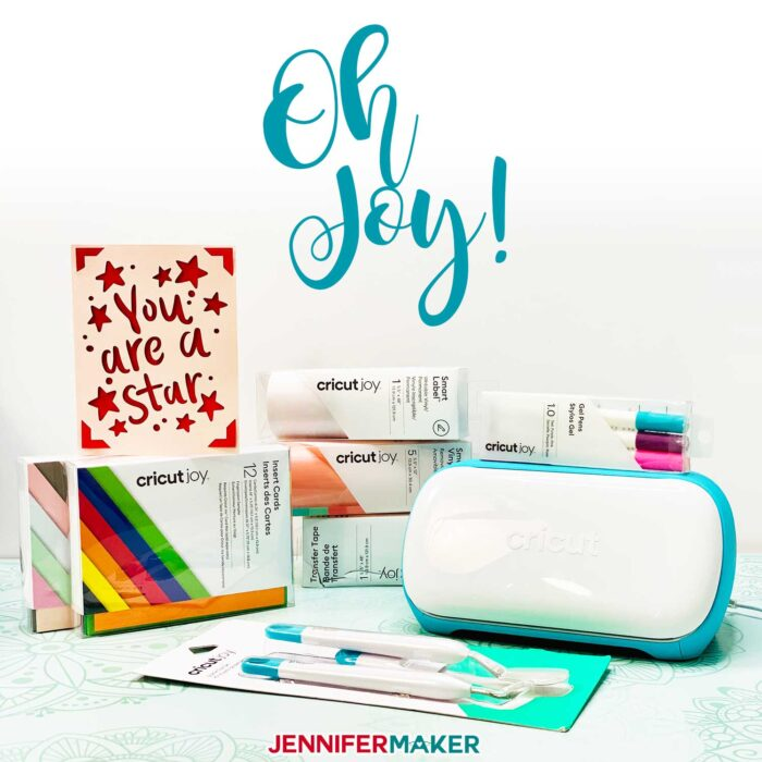 Cricut Joy: Must-Have Materials & Accessories for the New Cutting Machine Owner