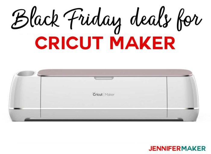 Cricut Maker Black Friday 2018 Deals and Bargains at Amazon