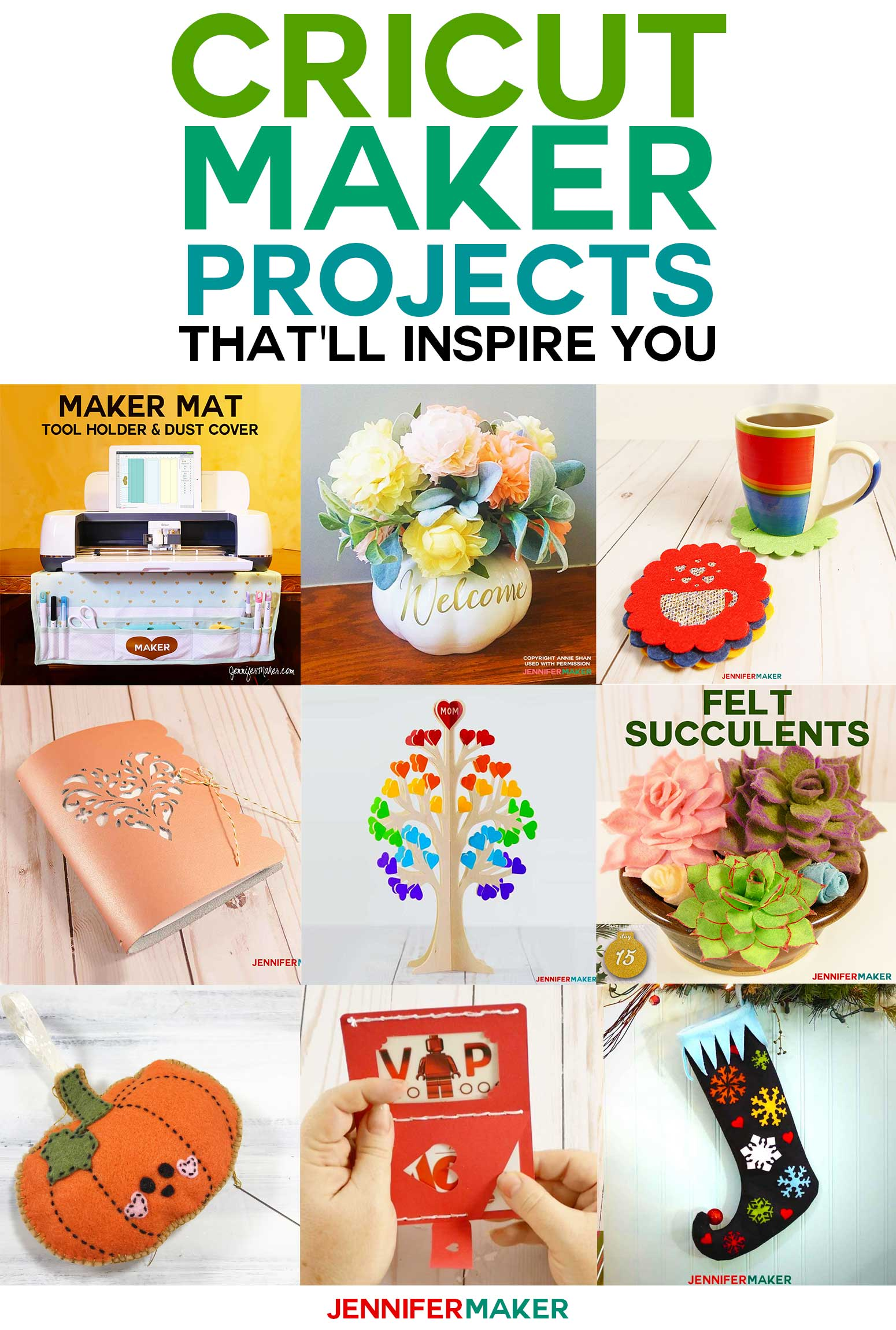 Cricut Maker Projects That Ll Inspire You Jennifer Maker