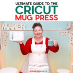 Cricut Mug Press Ultimate Guide to Infusible Ink Mugs