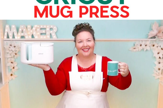 Cricut Mug Press Ultimate Guide to Infusible Ink Mugs
