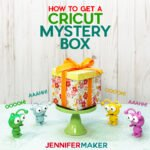 Cricut Mystery Box: What is it, how to get one, what's inside the box #cricut #craftsupplies