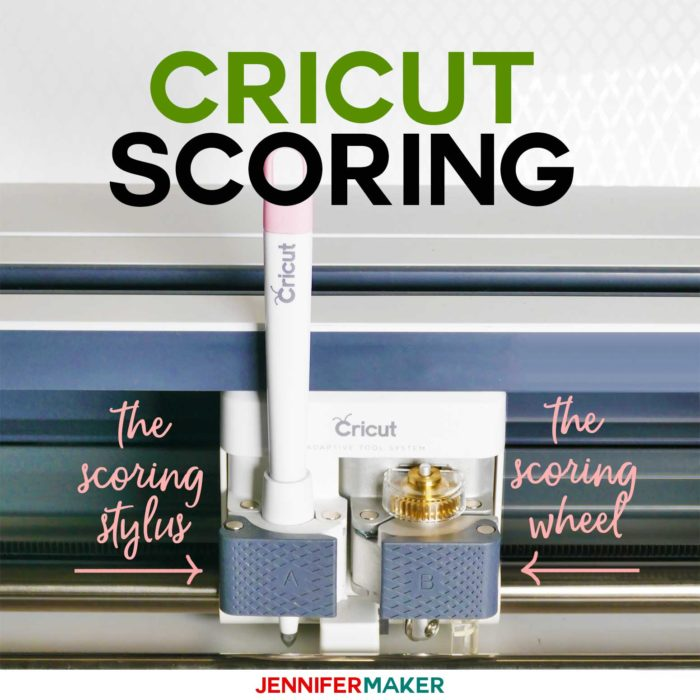Cricut Scoring Tools and Tips: How to Change and Attach Score Lines in SVG Cut Files #cricut #cricutdesignspace #circutexplore #papercrafts