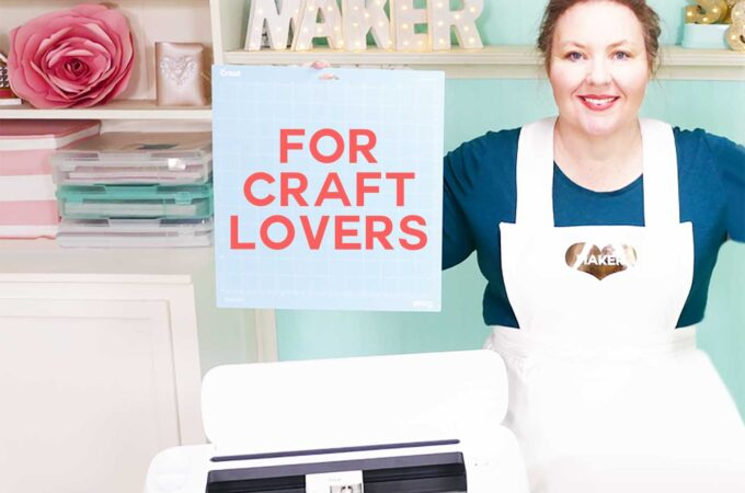 Cyber Monday Deals for Crafters and Cricut Lovers