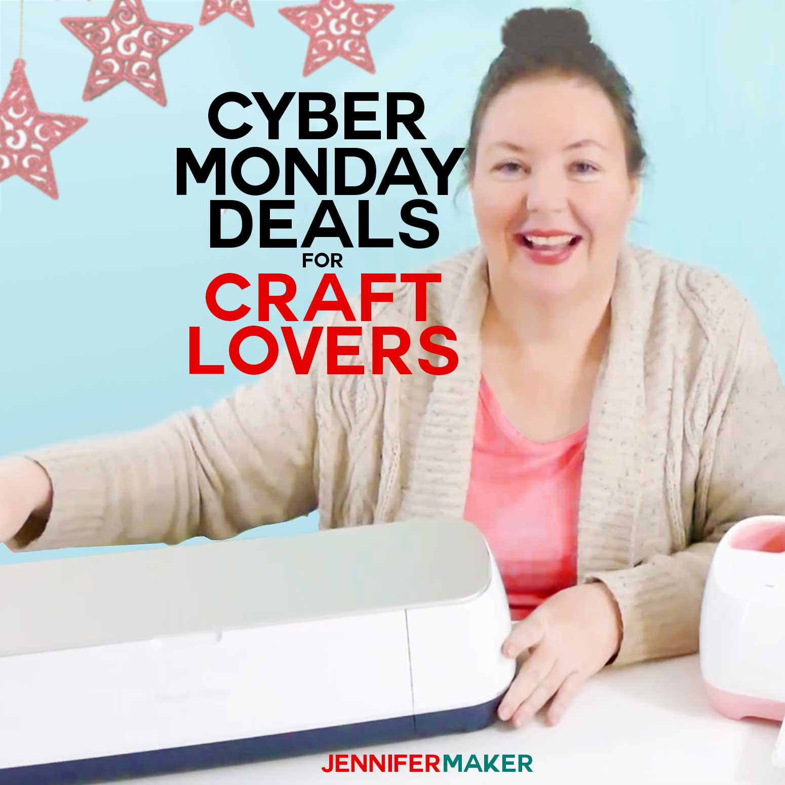 Cricut Maker Cyber Monday 2018 Deals and Bargains at Amazon