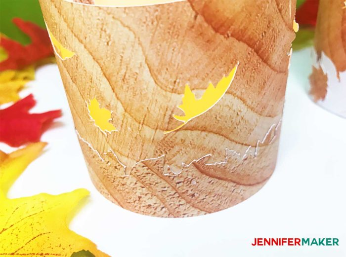Base of the fall luminary