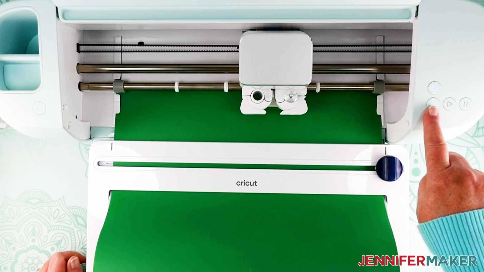 DIY Family Vacation Shirts Press Go Arrow on Cricut