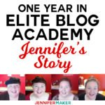 A Year in the Life of an Elite Blog Academy Student