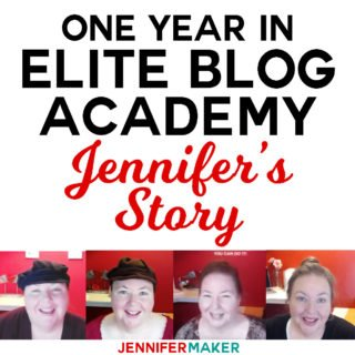 One Year in Elite Blog Academy: A Story of Transformation #blogging