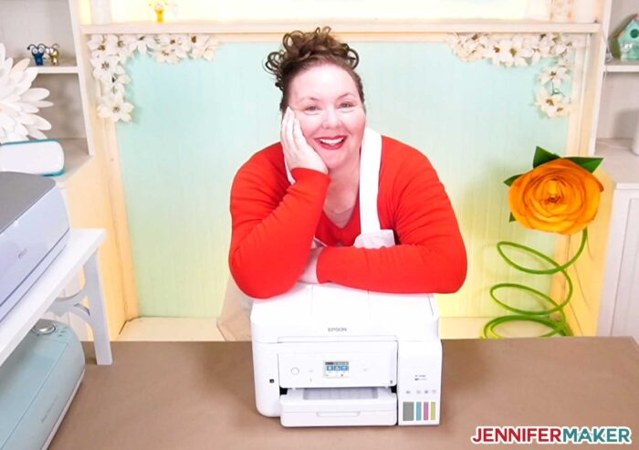 JenniferMaker thinks the best sublimation printer is a converted Epson EcoTank