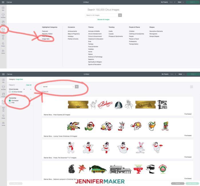 How to find a Cricut Digital Mystery Box