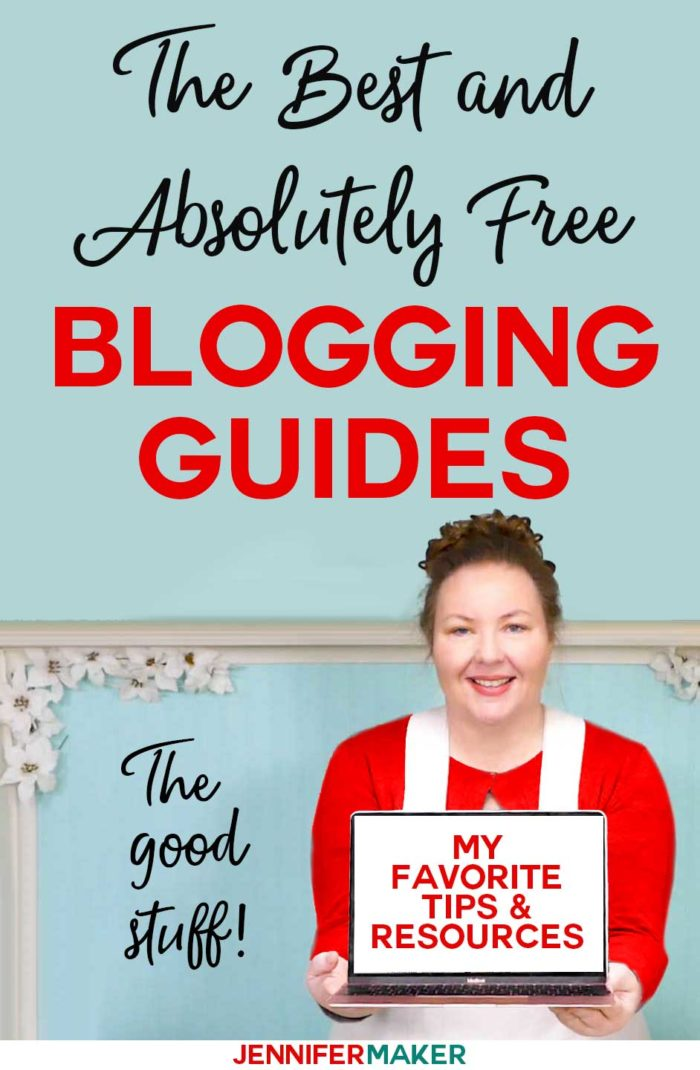 The best free blogging guides, resources, tips to help you start, grow, and monetize a blog! #blogging #tutorials #startabusiness #startablog
