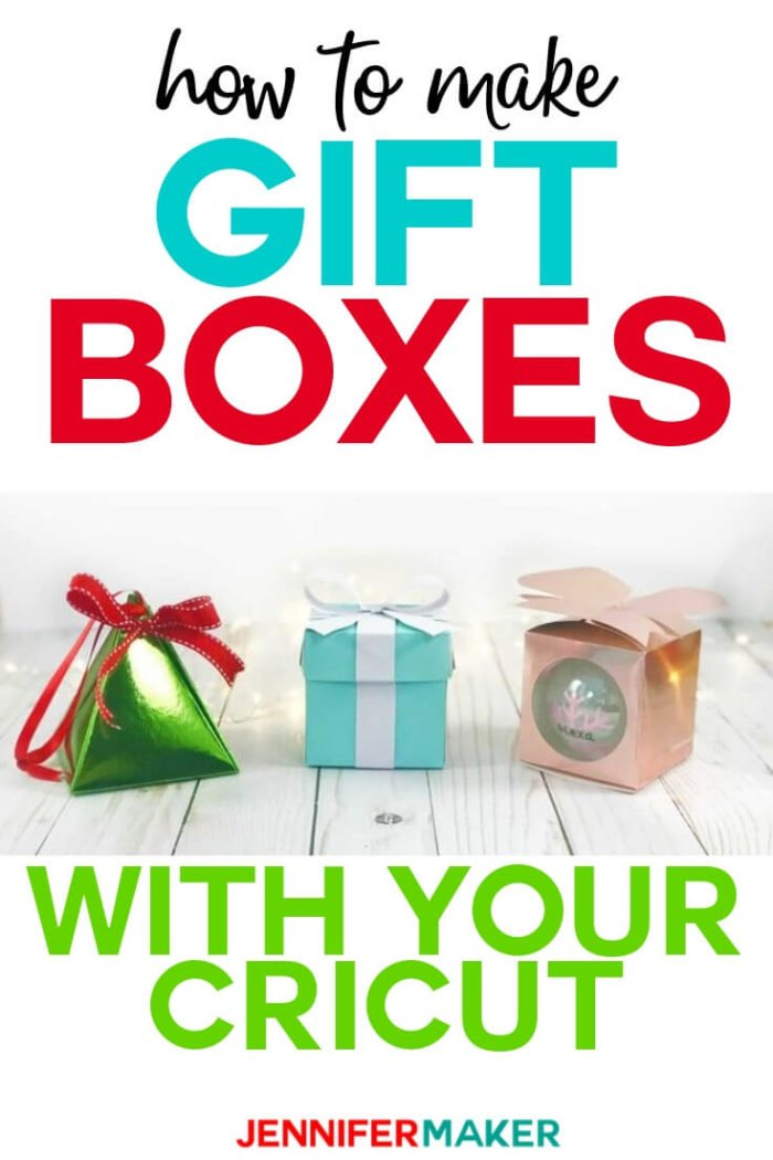 Need a special box for a special gift? My Gift Box templates let you make a box to fit that small item perfectly, whenever you need it! #cricut #cricutmade #cricutmaker #cricutexplore #svg #svgfile