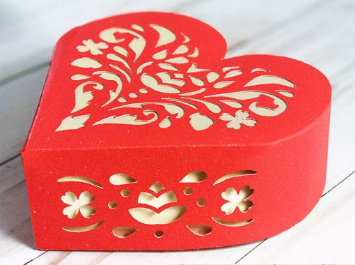 Great Blog Photos: Heart Box