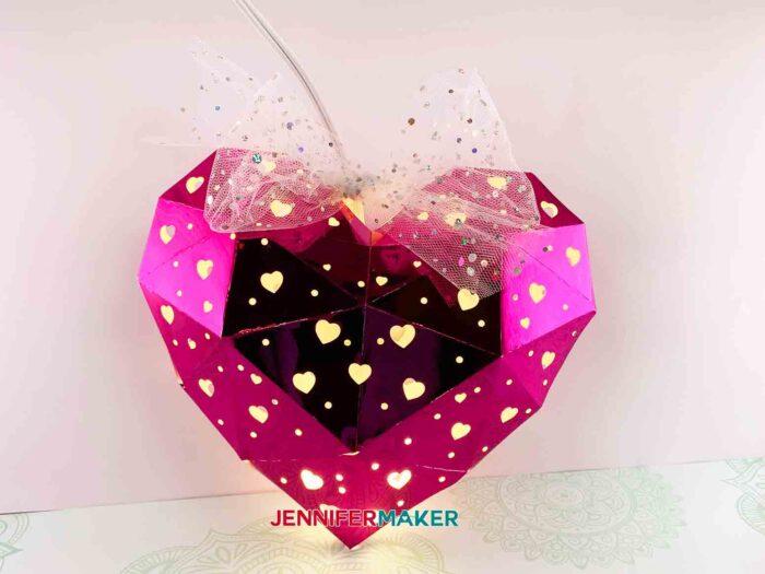 heart lantern jennifermaker