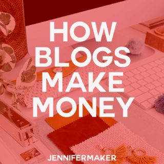 How Do Blogs Make Money: Income Reports Tell The Story of Blogging Revenue #incomereports #blogging