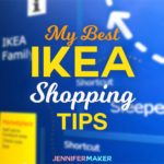 My Best IKEA Shopping Tips, Hacks, and Trips to Save Time and Money! #ikea #shopping