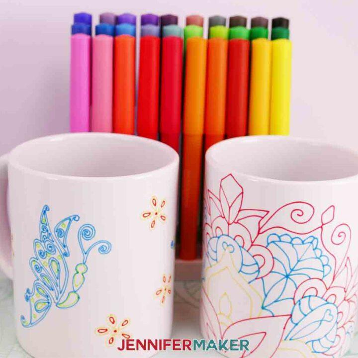 infusible-pen-mug-mandala-and-butterfly