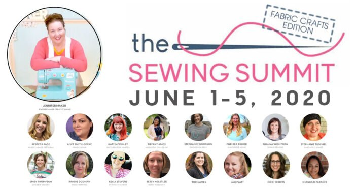 The Sewing Summit Fabric Crafts Edition Invitation