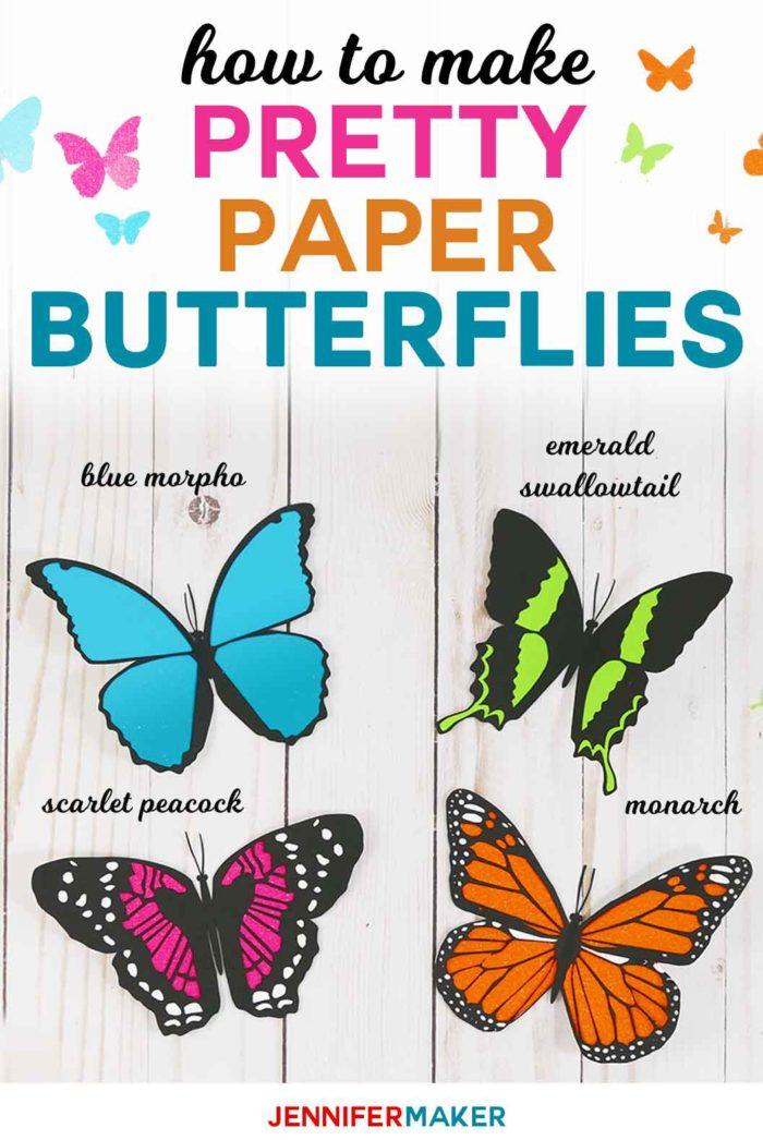 i want butterflies