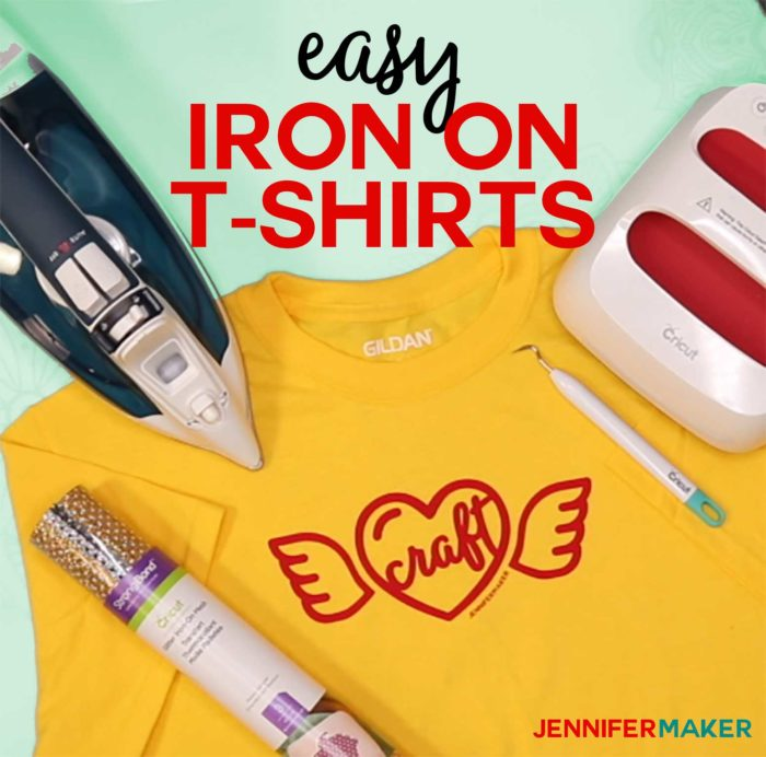 How to Make a T-Shirt with a Cricut - Beginner Friendly