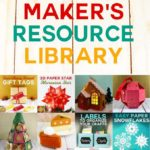 Free projects for Makers and Crafters! | Patterns, printables, SVG cut files, and more! | Free Resource Library at JenniferMaker.com