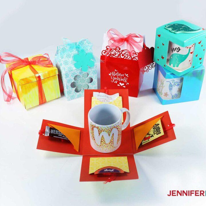 Mug Gift boxes by JenniferMaker