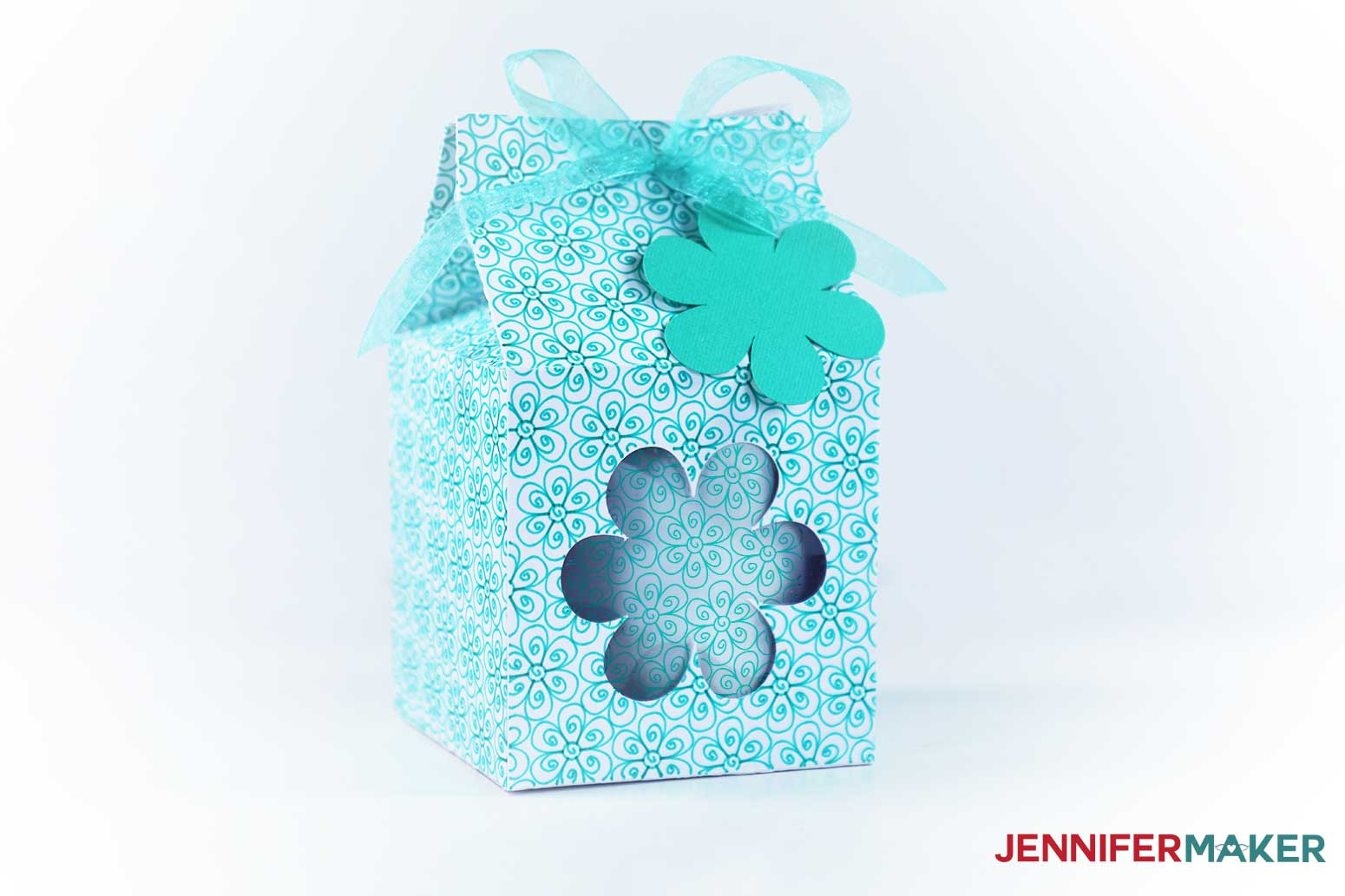 Mug gift boxes - mik carton box with lineart drawing