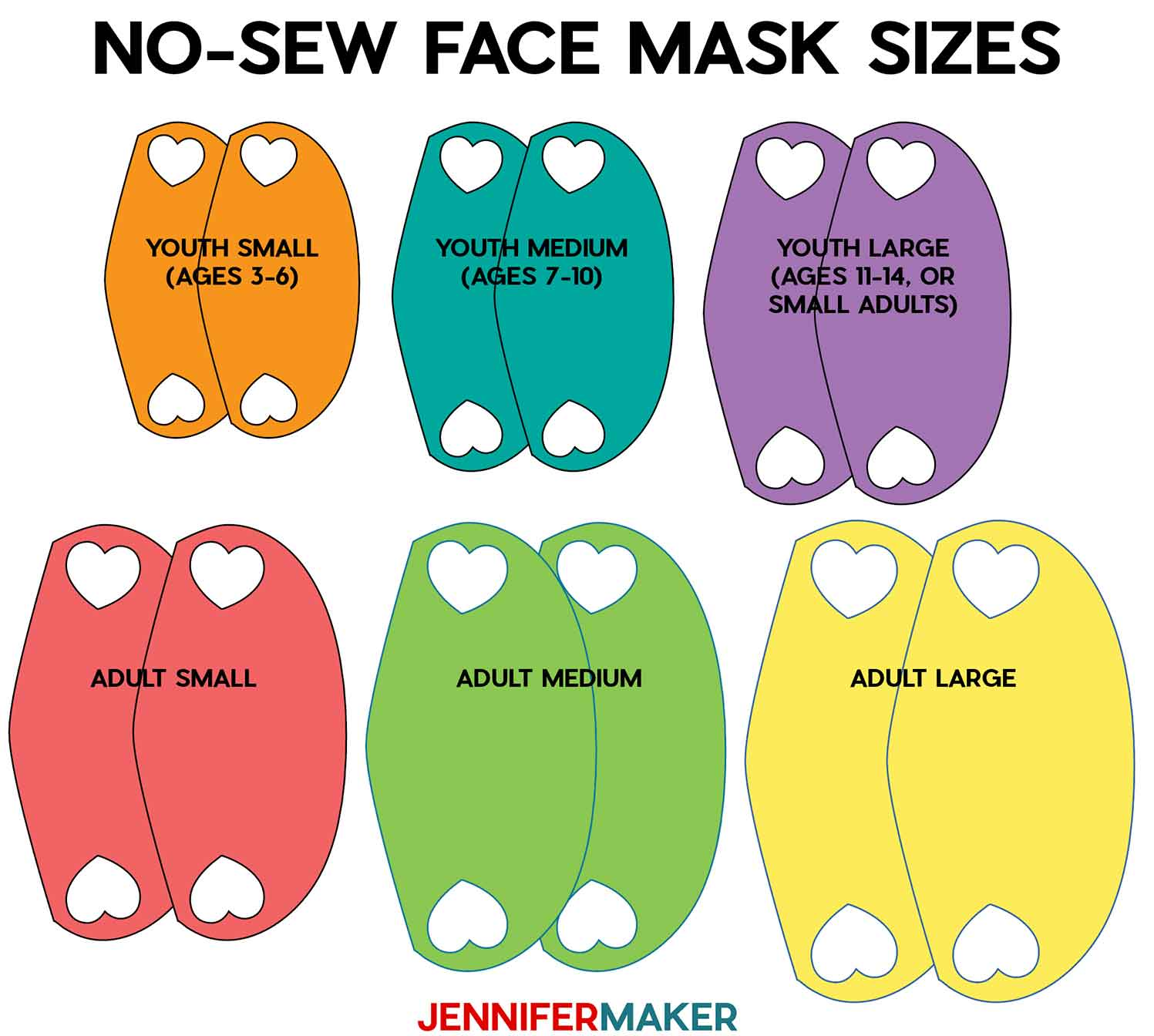 Make A No Sew Face Mask From T Shirt