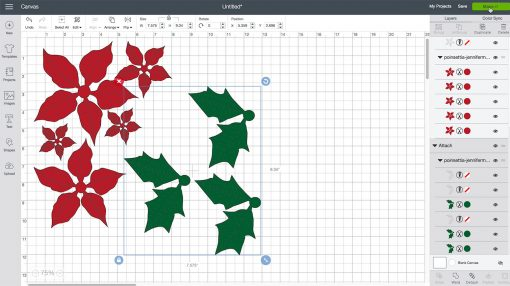 Upload your cut file to Cricut Design Space