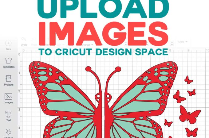 Upload Cricut Design Space Image To Craft Room