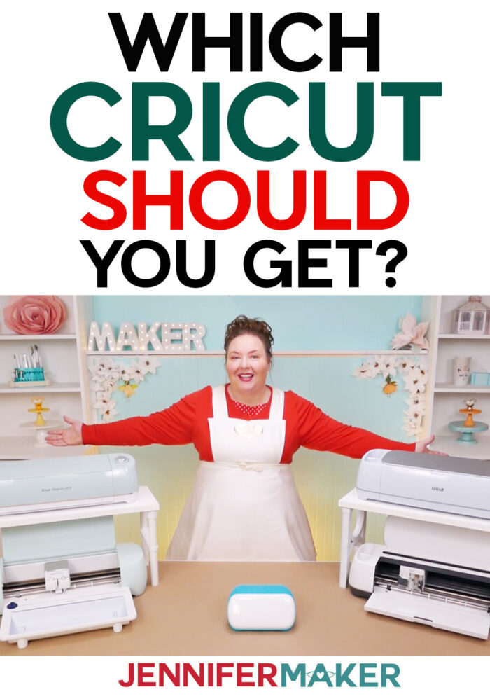 Which Cricut should I buy in 2021: A buying guide to the Cricut Explore Air 2 vs Maker vs Joy vs Explore 3 vs Maker 3 #cricut